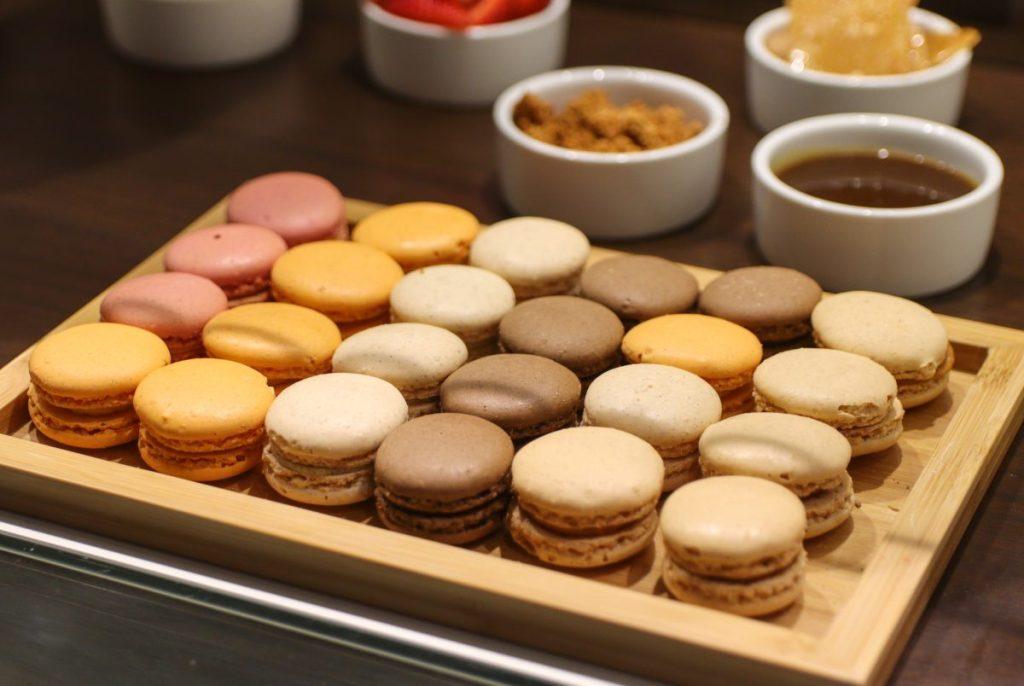 Macarons, Matt Winn's Steakhouse, Churchill Downs, Louisville, KY