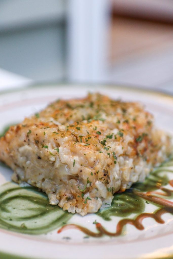Southern Rice and Vidalia Onion Casserole