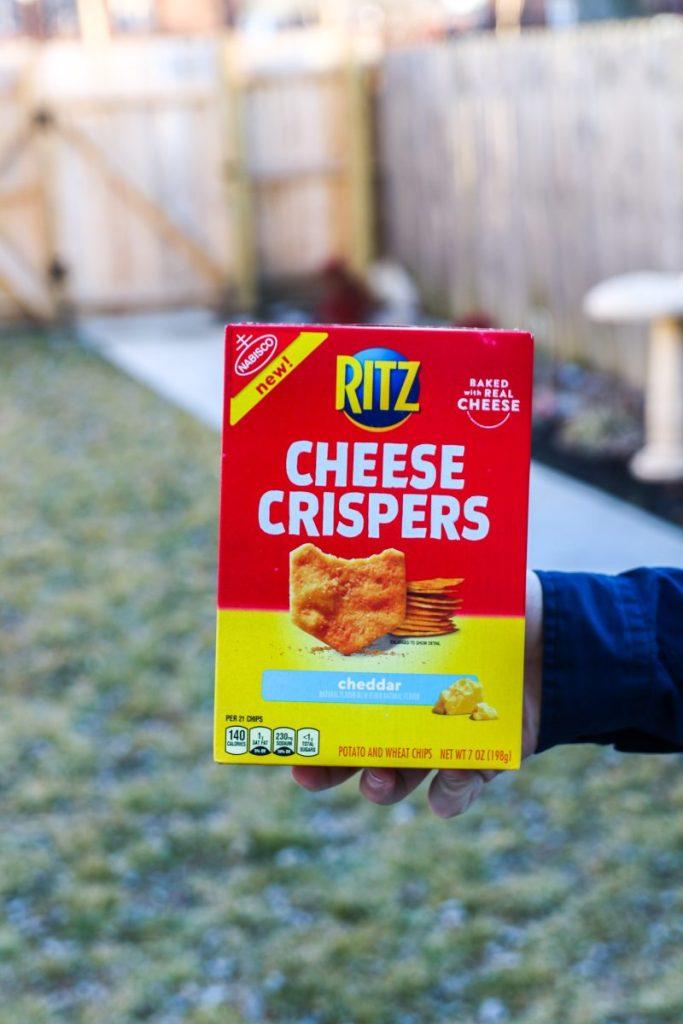 Cheese Crispers