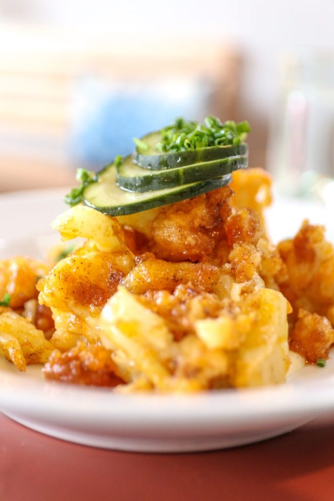 Nashville Hot Cauliflower