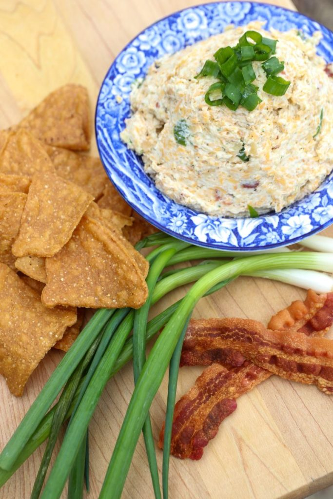 Bacon and Ranch Crack Dip Recipe