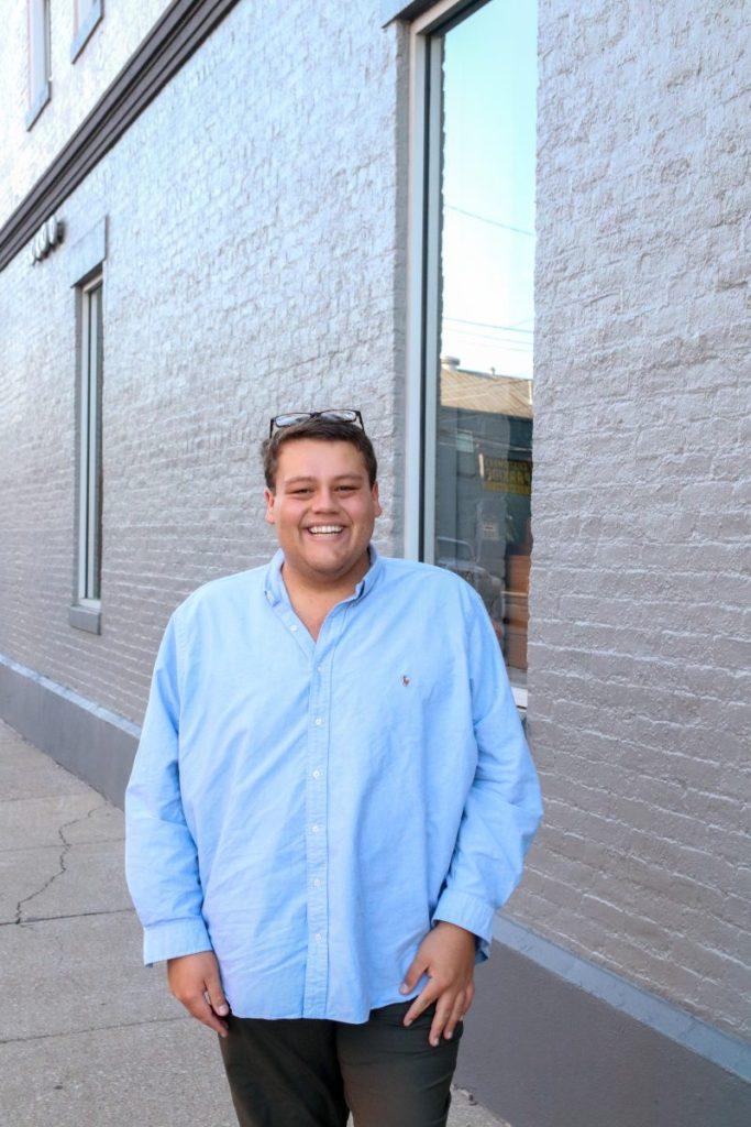 JC Phelps, Kentucky Blogger