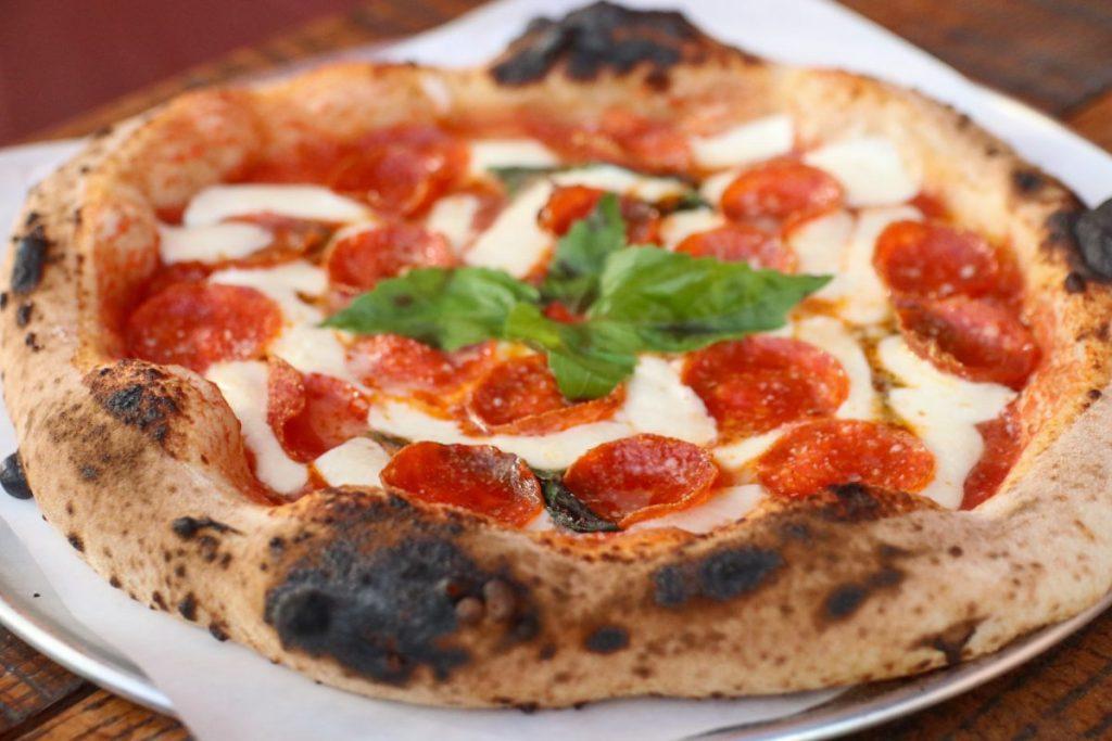Lucky Leopard Pizza Louisville, KY