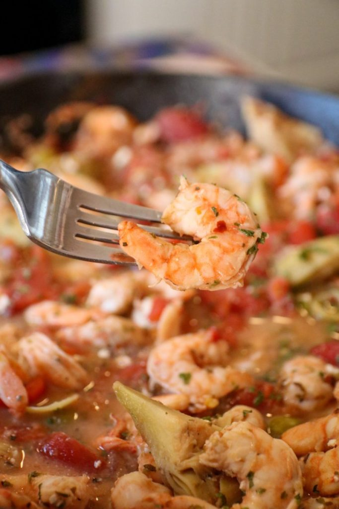 easy seafood recipe