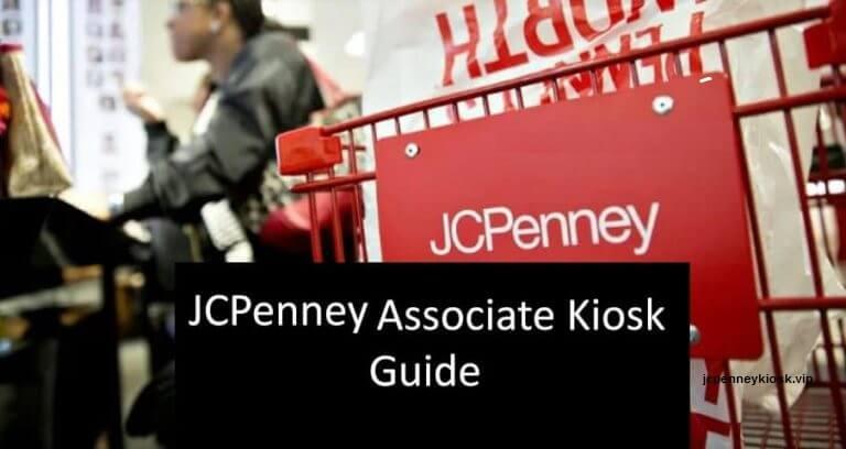 JCPenney Associate Kiosk