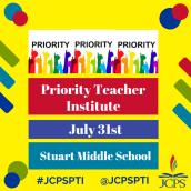 #JCPSPTI - 7/31 @ Stuart MS