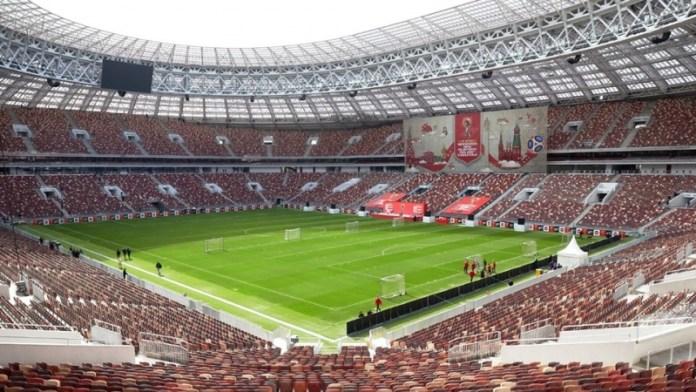 Estadios del Mundial de Rusia 2018
