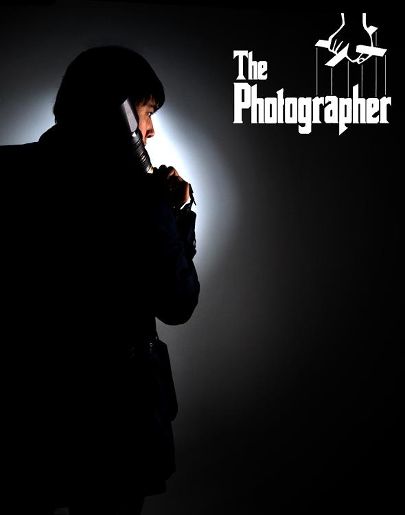 The Photographer Godfather Image Jeff Cruz Calgary Photographer