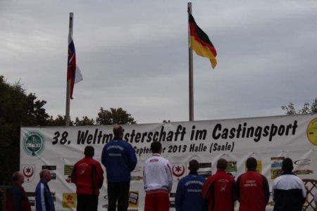 世界選手権2013 Starting Over