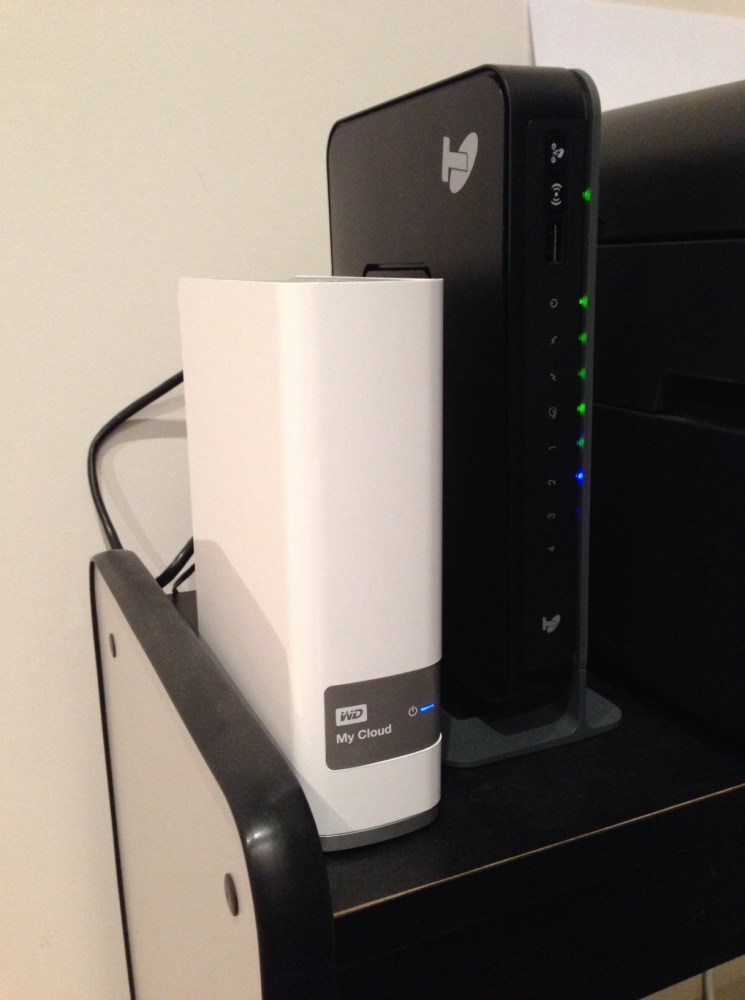 Review: WD My Cloud (1/2)