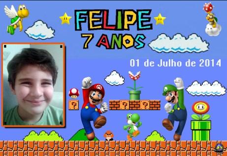 Ímã Mario Bros
