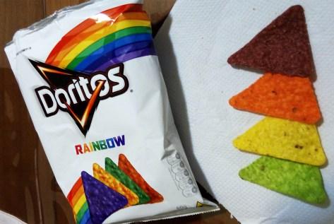Doritos Rainbow - Versão Exclusiva da Parada