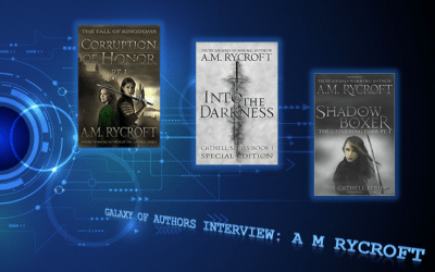 A M Rycroft, Galaxy of Authors