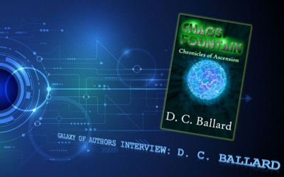 D C Ballard, Galaxy of Authors