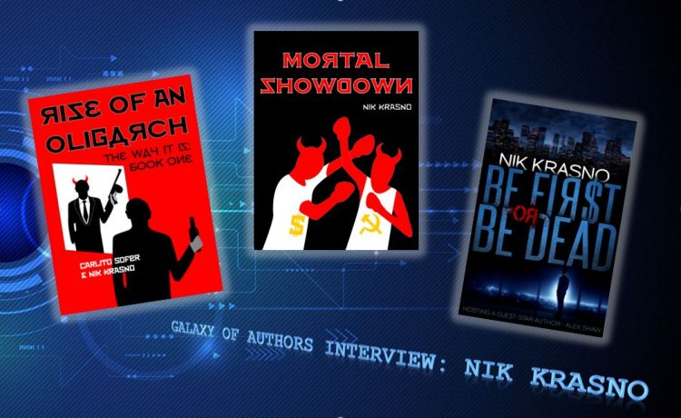 Nik Krasno, Galaxy of Authors