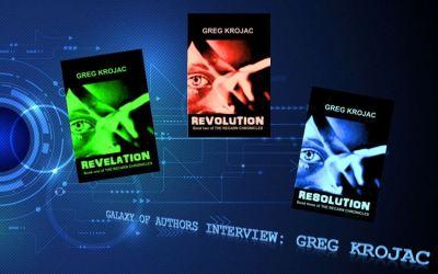 Greg Krojac, Galaxy of Authors