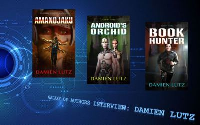 Damien Lutz, Galaxy of Authors