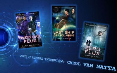 Carol van Natta, Galaxy of Authors