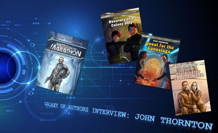 John Thornton, Galaxy of Authors