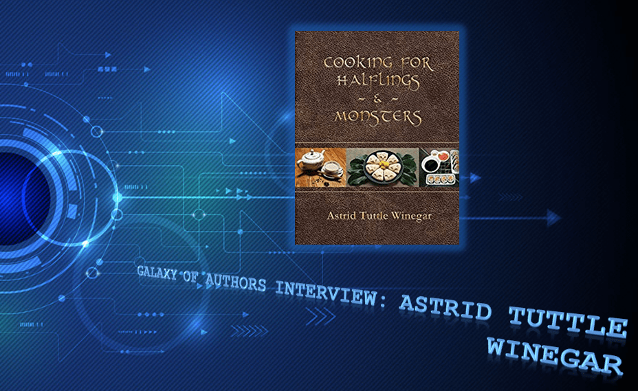Galaxy of Authors: Astrid Tuttle Winegar