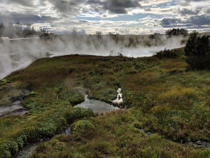 To, Through, and Around Iceland