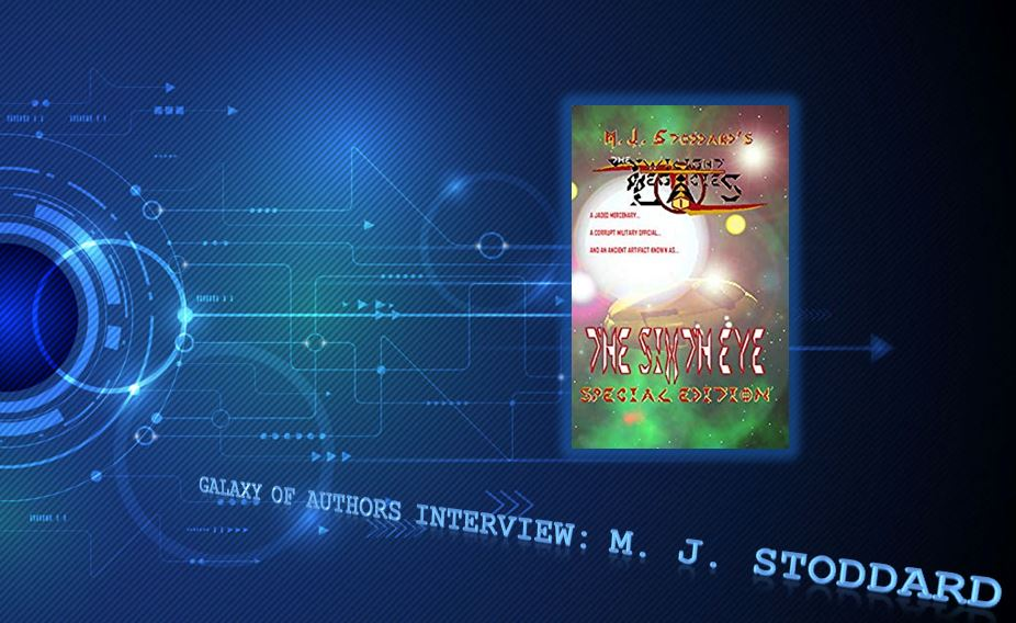 M J Stoddard, Galaxy of Authors
