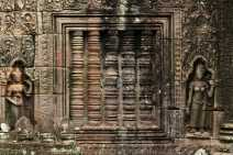 The Temple of Banteay Kdei at Angkor