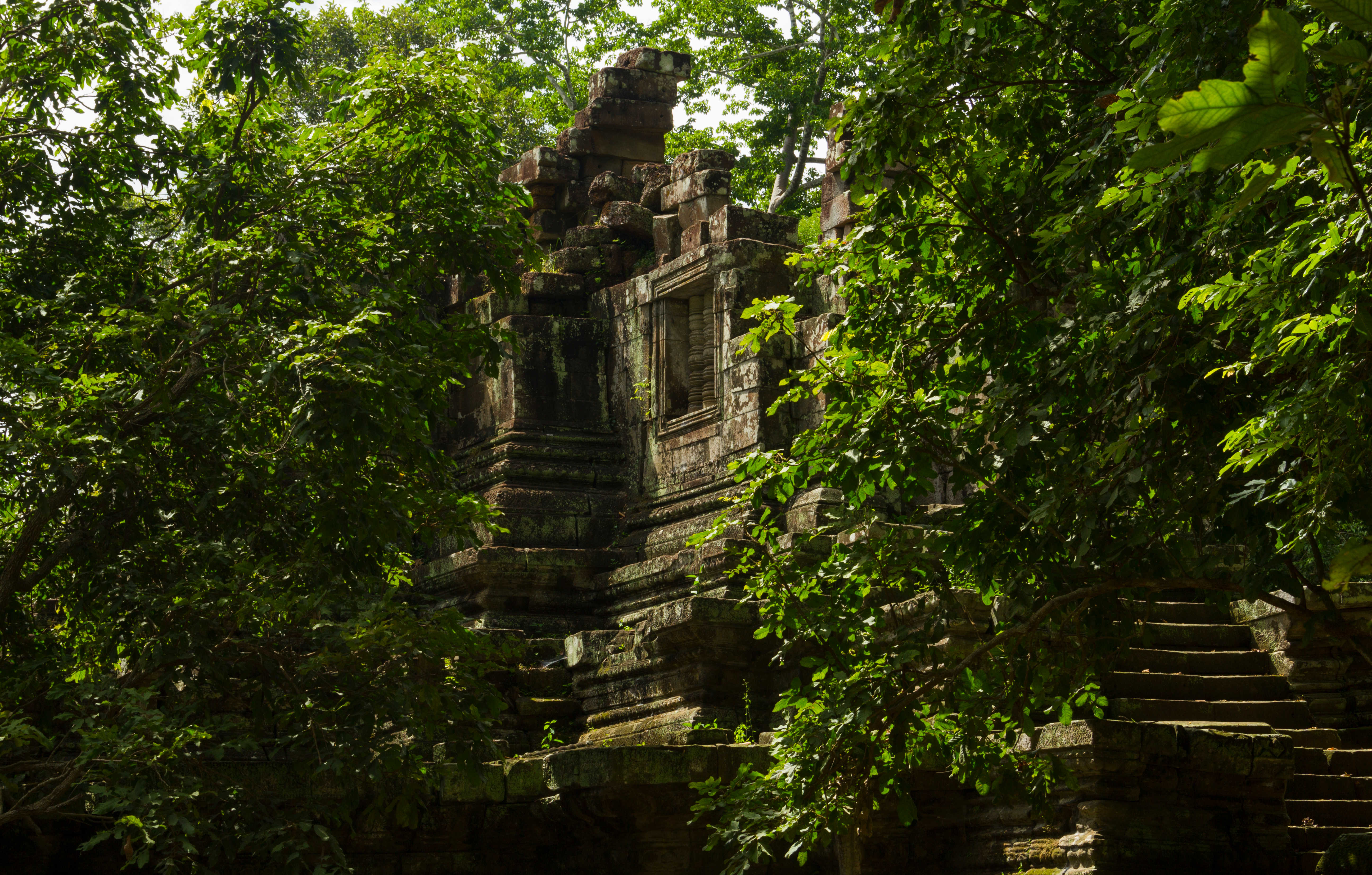The Temple of Preah Pithu
