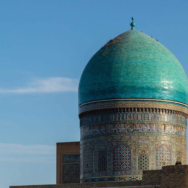 Solo Travel Uzbekistan : Bukharra