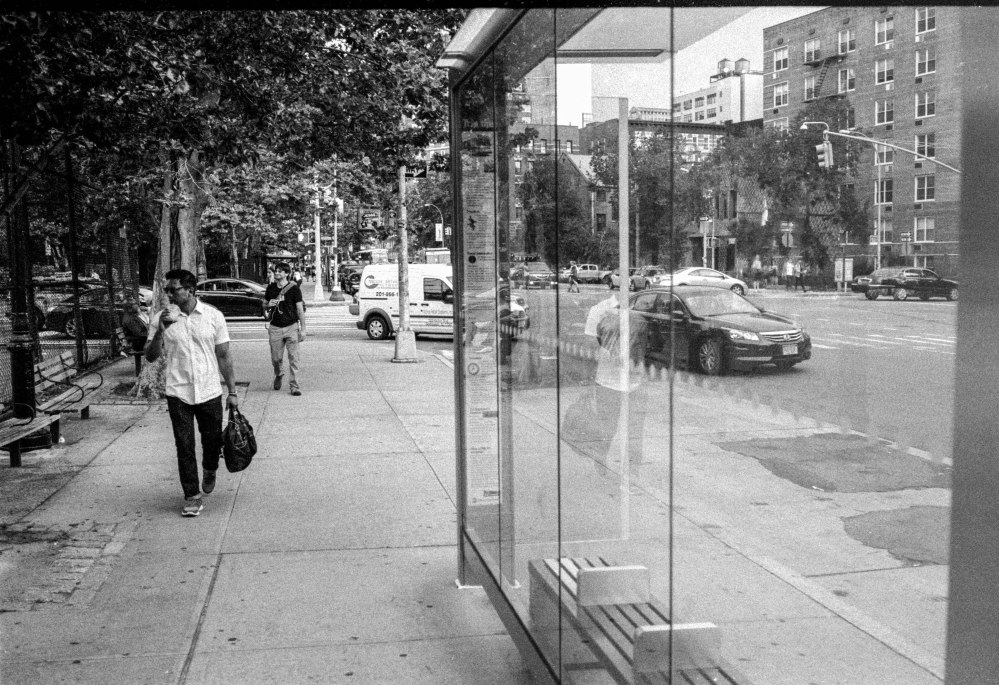Performance of my Leica M3 back from CLA (5/6)