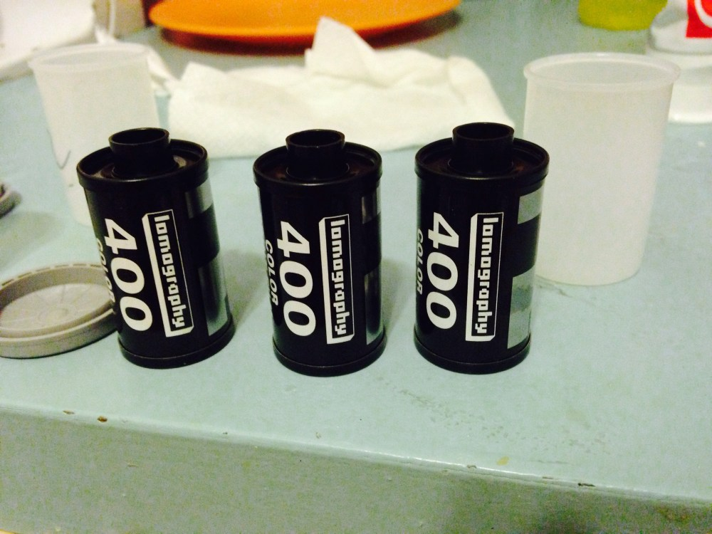 My Day with Lomo Film (1/6)