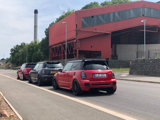 LOVE FROM GERMANY MINI JCW