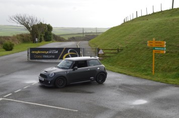 MINI JCW ANGLESEY CIRCUIT