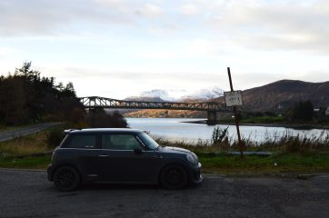 Scotland MINI JCW Roadtrip