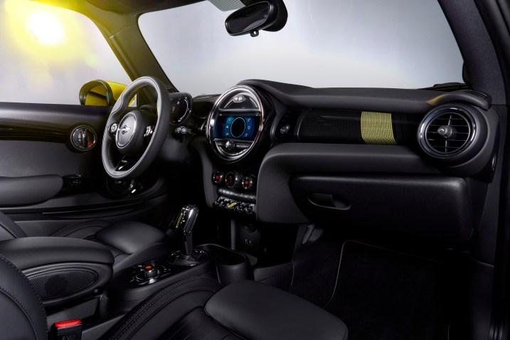 MINI Cooper S E Full Interior