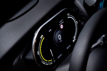MINI Cooper S E New Digital Speedo