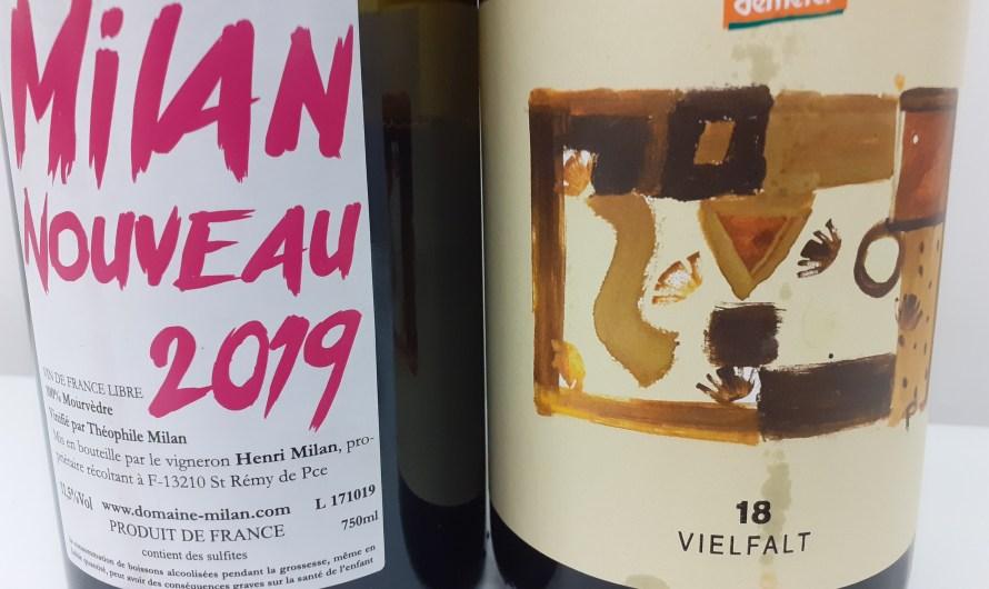 Mes bons plans au vinmonopole Janvier 2021