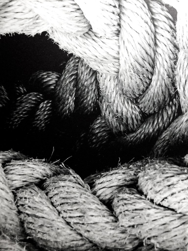 Faces of Hamburg – Rope
