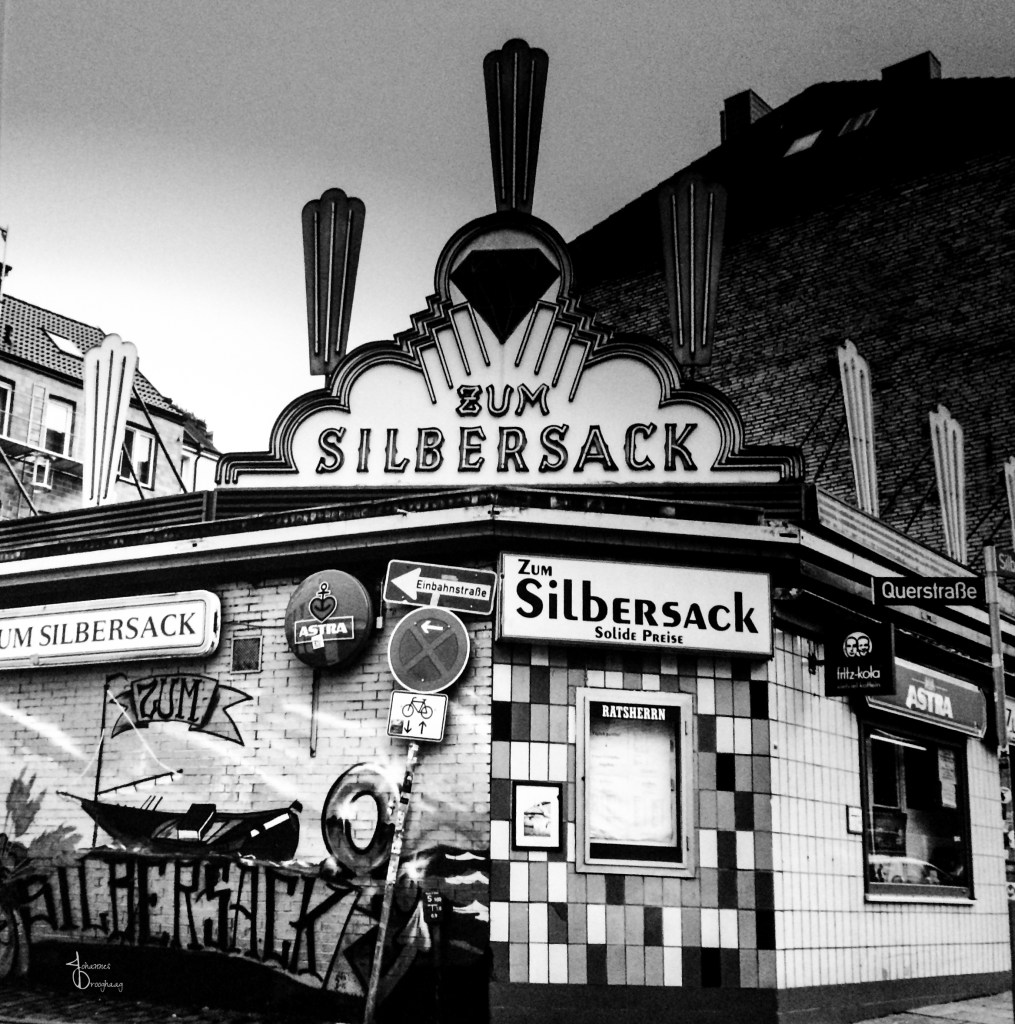Faces of Hamburg – zum Silbersack