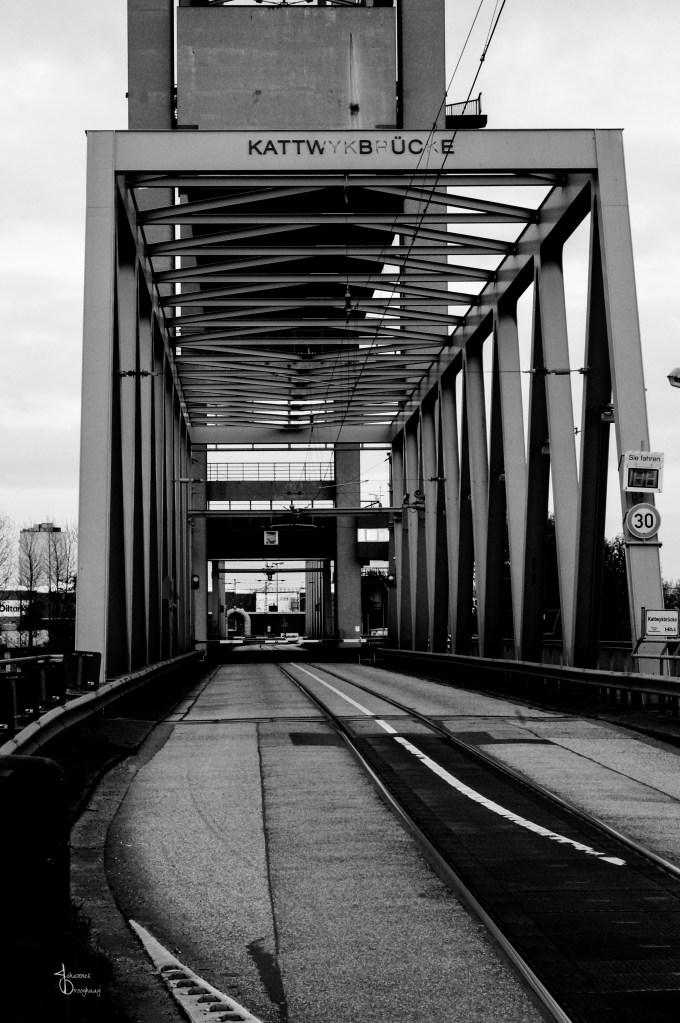 Faces of Hamburg – Kattwykbrücke