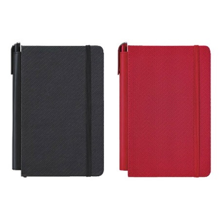 A5 PU Notebook with Pen