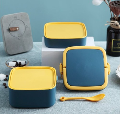 Square lunch box