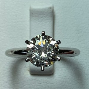 The Olivia Engagement Ring