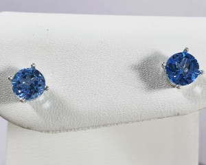 Blue Topaz Stud Earrings.jpg