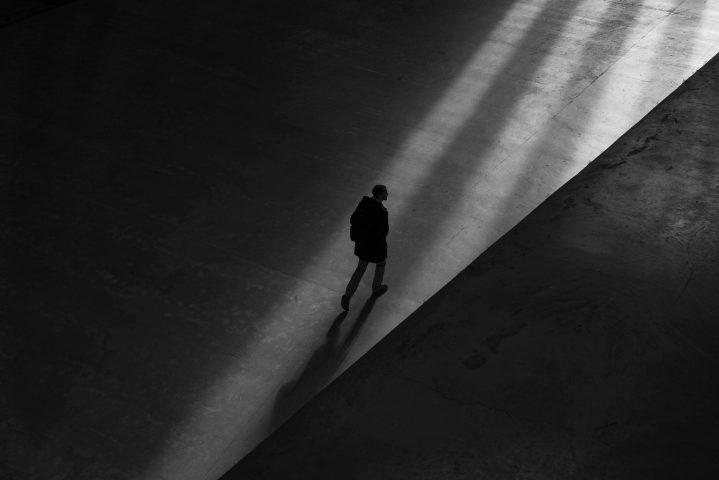 Man walking | Where Do I Begin? - J. Dakar