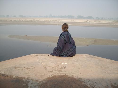 A Christian Among Hindus