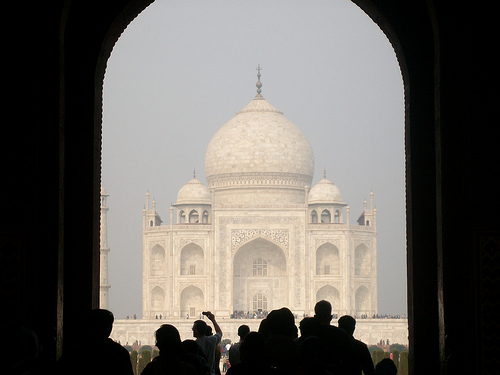 The Drama of the Taj