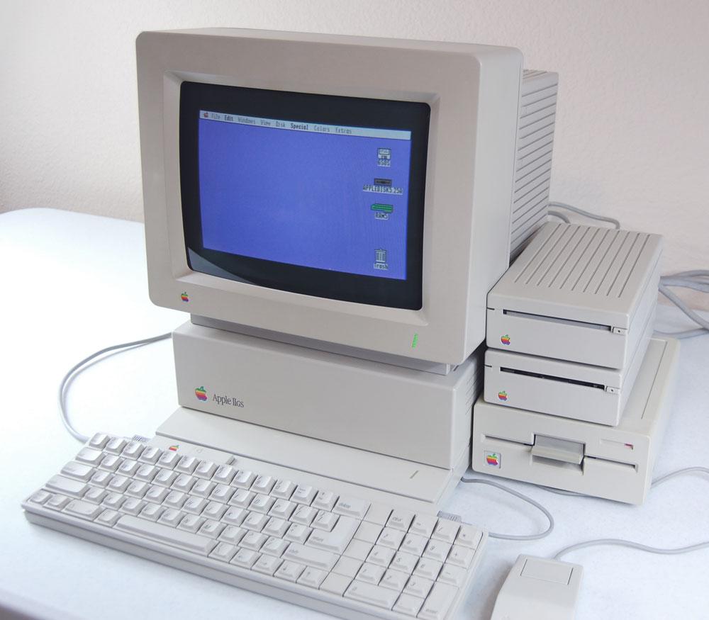 Thanks, Steve: An Apple II GS Story