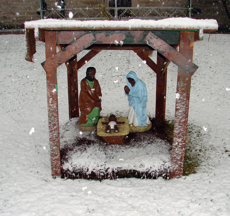 What the Christmas Nativity Story is Really About