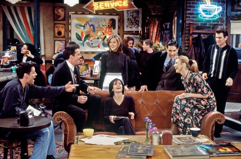 "The One Without Smartphones: Why The TV Show ""Friends"" is the New Church"